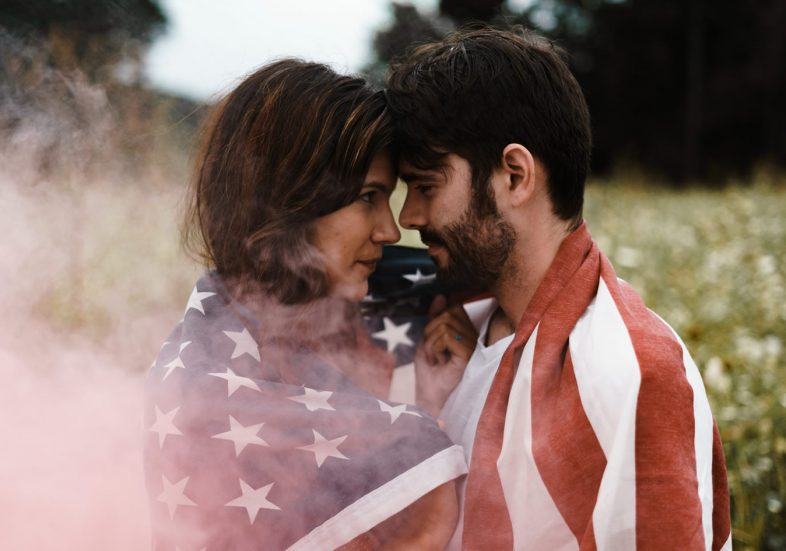 Another american love story.
